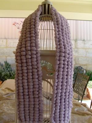 Luscious Lilac Scarf